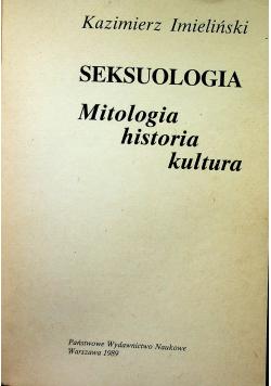 Seksuologia Mitologia historia kultura