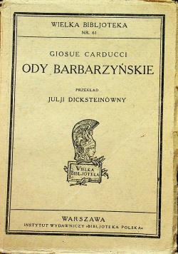 Ody barbarzyńskie