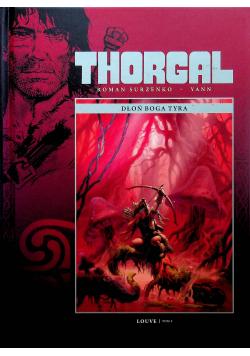 Thorgal Dłoń boga Tyra
