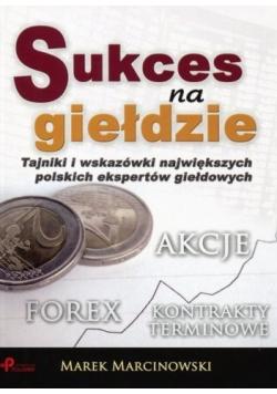 Sukces na giełdzie