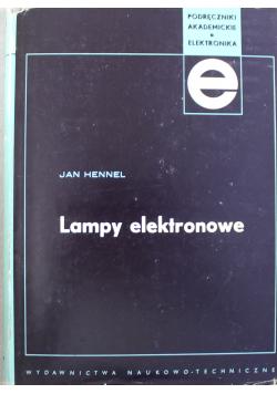 Lampy elektronowe