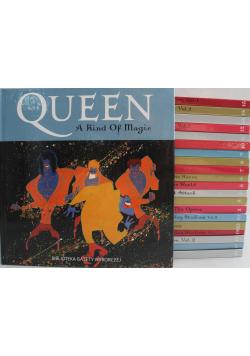 Queen Tom od 1 do 21