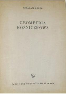 Geometria Różniczkowa