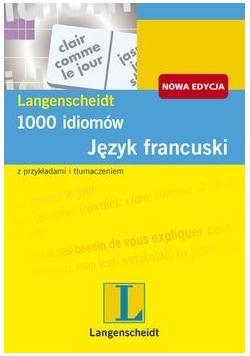 Język francuski 1000 idiomów