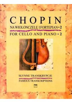 Słynne transkrypcje na wiolonczelę i fortepian 2