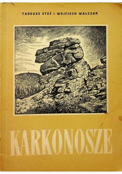Karkonosze Zarys Monograficzny
