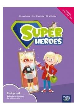 J. Angielski SP 0 Super Heroes Podr. NE