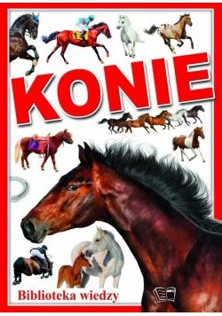 Biblioteka wiedzy. Konie