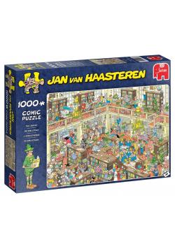 Puzzle 1000 Haasteren Biblioteka G3