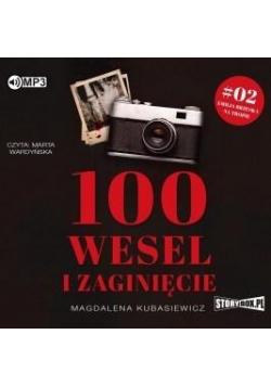 100 wesel i zaginięcie audiobook