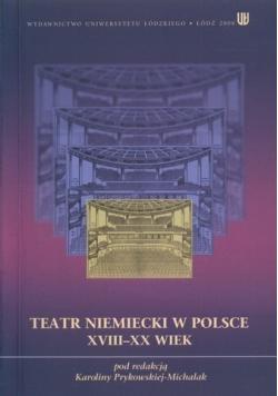 Teatr niemiecki w Polsce