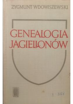 Genealogia Jagiellonów