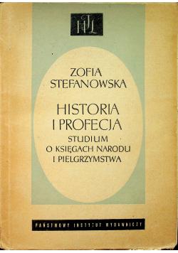 Historia i profecja