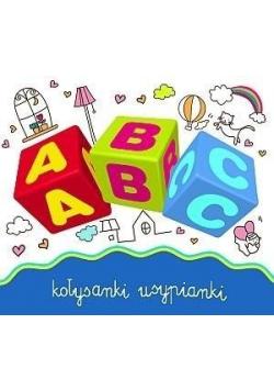 ABC Mini Hity. Kołysanki usypianki CD