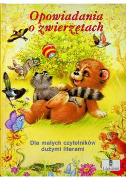Opowiadania o zwierzętach