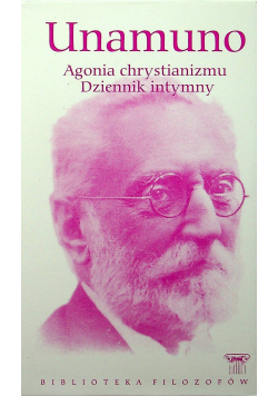 Agonia chrystianizmu dziennik intymny