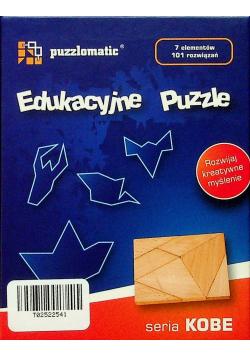 Edukacyjne puzzle Kobe