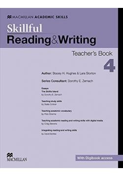 Skillful 4 Reading & Writing TB + DigiBook