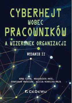 Cyberhejt wobec pracowników a wizerunek org. w.2