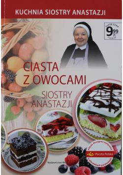 Ciasta z owocami Siostry Anastazji