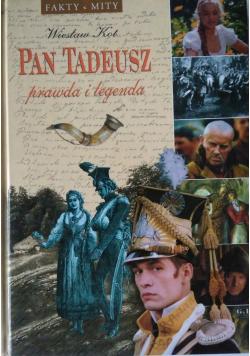 Pan Tadeusz prawda i legendy