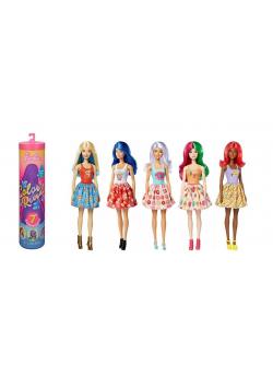 Barbie Lalka Kolorowa niespodzianka tuba GTP89