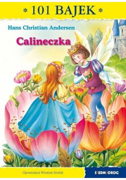 101 bajek. Calineczka