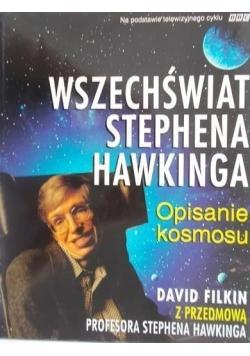 Wszechświat Stephena Hawkinga Opisanie kosmosu