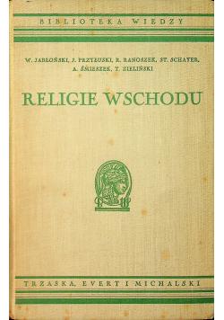 Religie wschodu z 44 ilustracjami