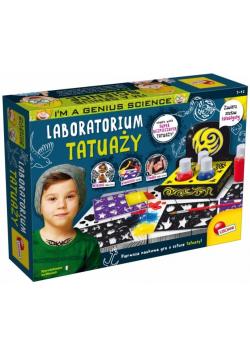 Mały Geniusz - Laboratorium tatuaży