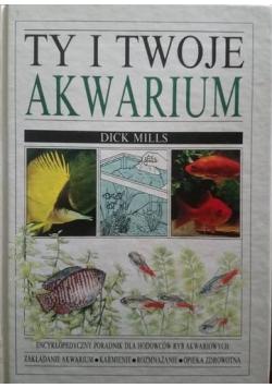Ty i twoje akwarium
