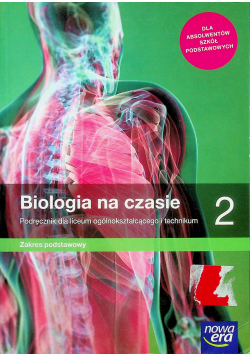 Biologia Na czasie 2 Zakres podstawowy