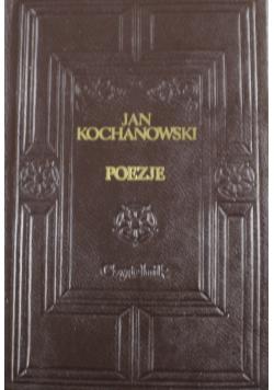 Jan Kochanowski poezje