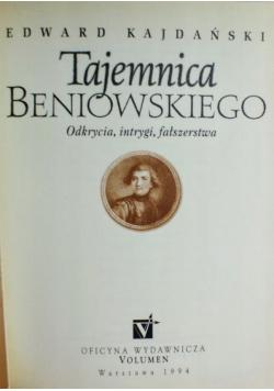 Tajemnica Beniowskiego