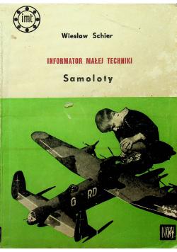 Informator Małej Techniki Samoloty