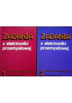 Zadania  z elektroniki przemysłowej 2 tomy