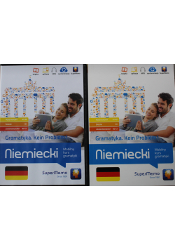 Gramatyka Kein Problem Niemiecki plus CD