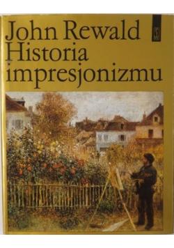 Historia impresjonizmu