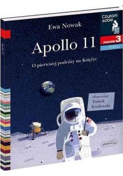 Czytam sobie - Apollo 11. O pierwszej podróży..