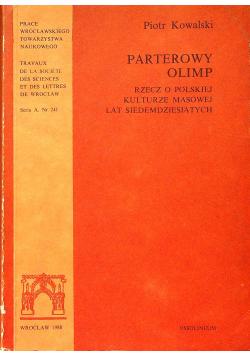 Parterowy Olimp