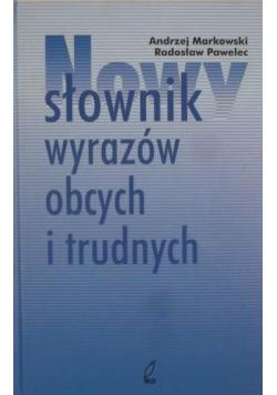 Nowy słownik wyrazów obcych i trudnych