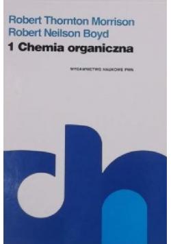 Chemia organiczna tom I