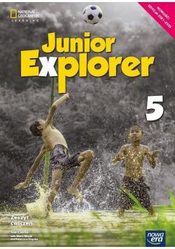Junior Explorer 5 ćw. 2021 NE