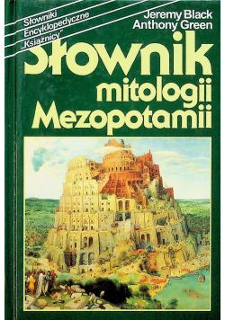 Słownik mitologii Mezopotamii