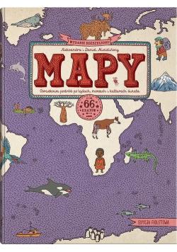 Mapy Wydanie rozszerzone Edycja fioletowa
