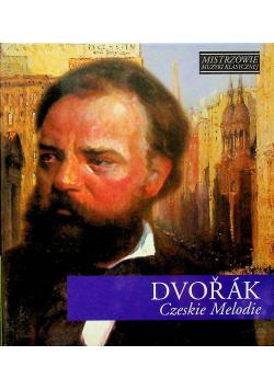 Mistrzowie muzyki klasycznej Dvorak Czeskie Melodie CD Nowa