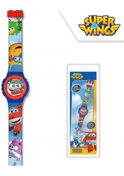Zegarek elektroniczny Super Wings