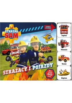Strażak Sam. Zagraj Ze Mną. Strażacy i pojazdy