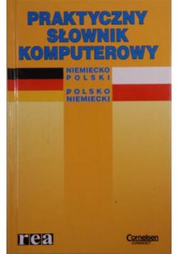 Praktyczny słownik komputerowy niemiecko - polski polsko - niemiecki