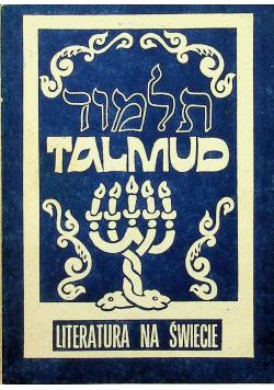 Literatura na świecie Talmud